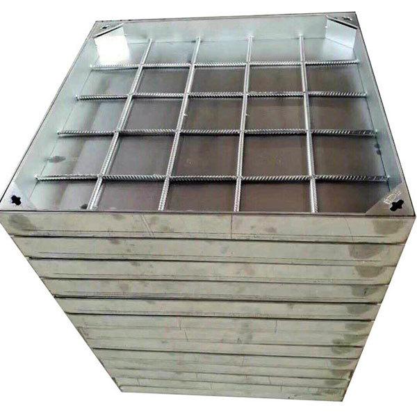 不锈钢井框10