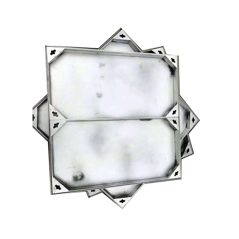 不锈钢井框8