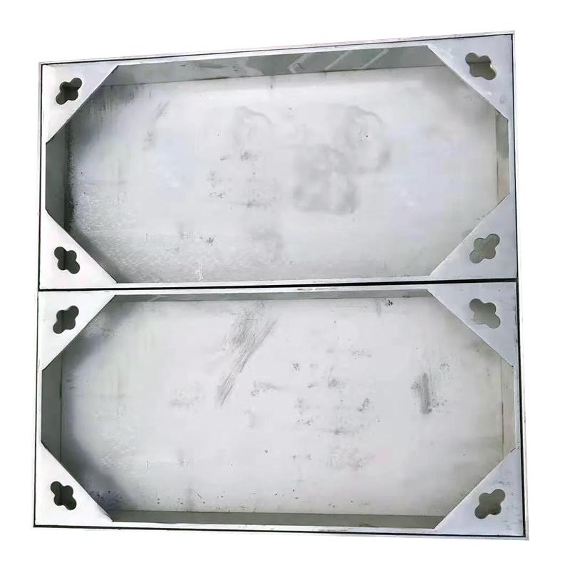 不锈钢井框7