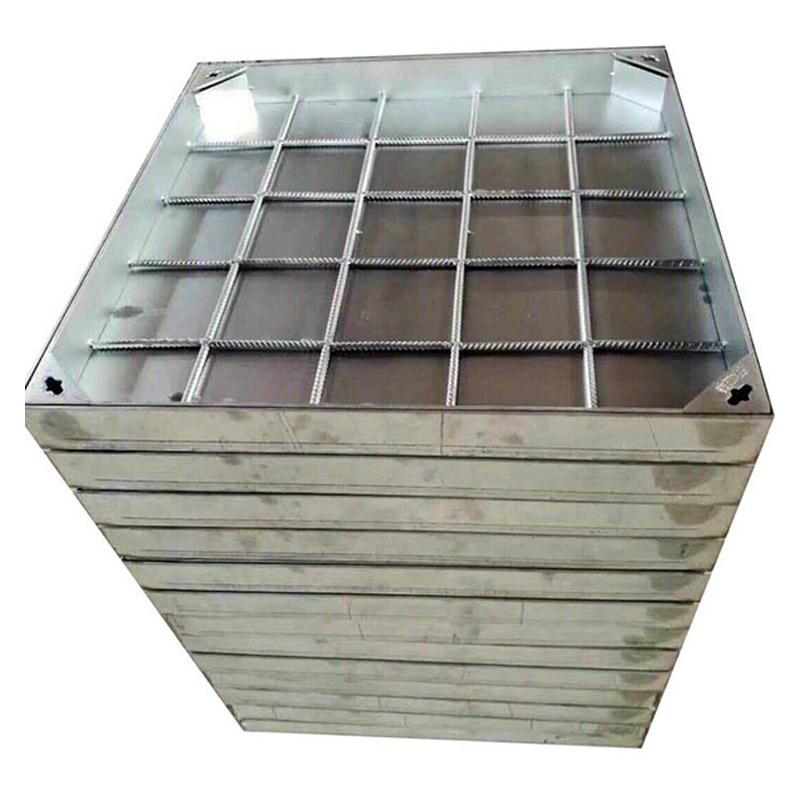 不锈钢井框6