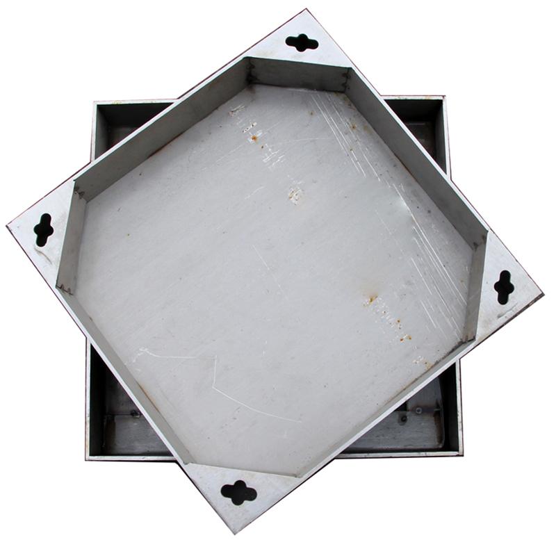 不锈钢井框2